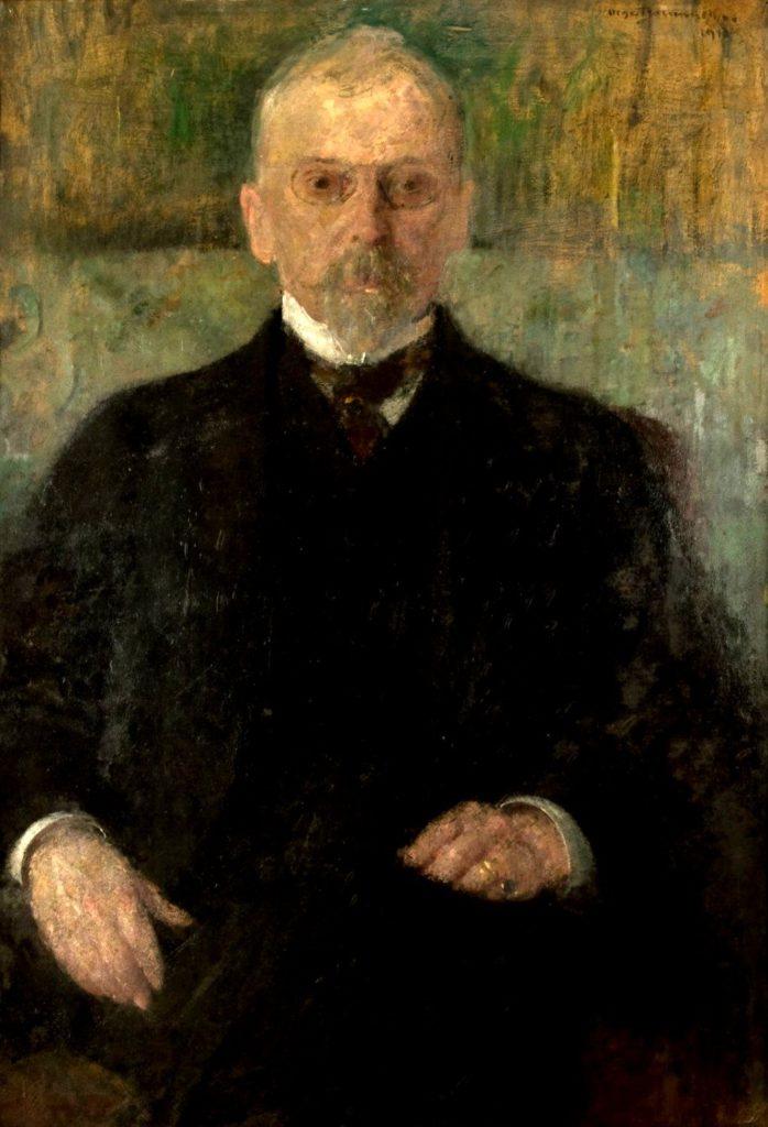 Portret Henryka Sienkiewicza