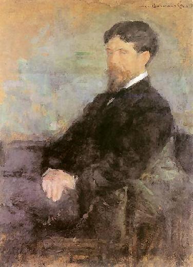 Portret Stanisława Wyspiańskiego