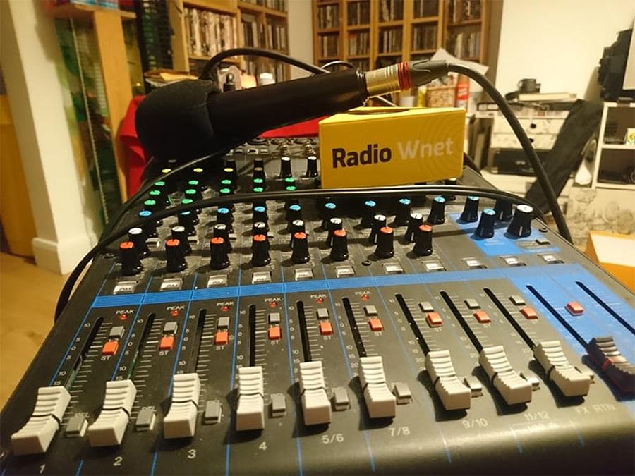 Studio Londyn Radio WNET