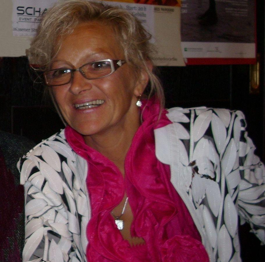 Yvette Popławska. Fot. Wikipedia