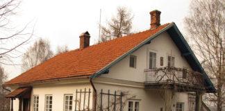Dom rodzinny Weissów w Kalwarii Zebrzydowskiej. Fot. K. Konecka