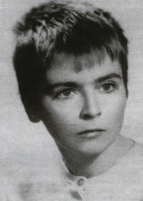 Foto Marianny z lat studenckich