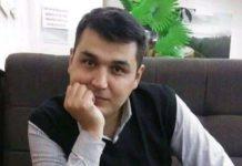 Sherzod Artikov