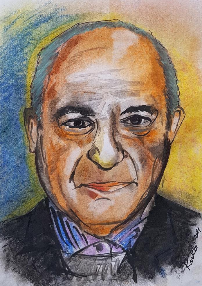 Zbigniew Ikona Kresowaty. Portret poety Witalija Maćka 2021